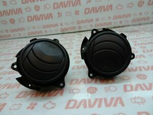 Mazda CX-7 2007 Salpicadero Izquierda & Derecha Lado Ventilación Reja Recortar