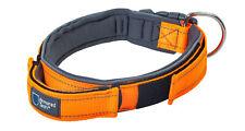 Armored Tech Dog Control Halsband L orange Leine 220cm lang