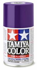 (6,95 EUR/100 ml) - Tamiya 85024 - 100ml - TS-24 Violett Glänzend - Acrylspray