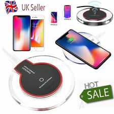 Universal QI Wireless Charging Pad and Receiver For iphone Type c and android