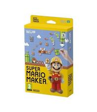 Mario Maker artbook Nintendo Wiiu(prox) 045496334987