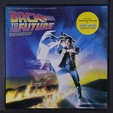 SOUNDTRACK: Back To The Future LP (Brazil, small cover creases)