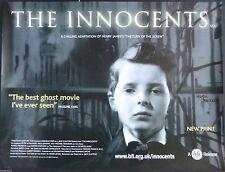 Horror Autographed Original UK Quad Film Posters