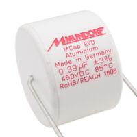 Mundorf MCap ME EVO 0,39uF 450V High End Audio Kondensator capacitor 860453