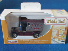 LLEDO DAYS GONE DIECAST FIGURE - WHISKY TRAIL CHIVAS REGAL RENAULT VAN -DG085011