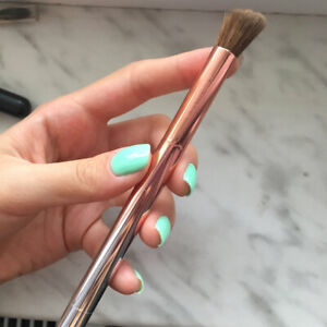 SEPHORA COLLECTION Beauty Magnet Concealer Brush ROSE GOLD OMBRE Full Size BNIP