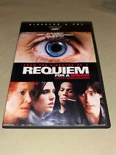 Requiem for a Dream Dvd Director Cut Darren Aronofsky Ellen Burstyn Jared Leto