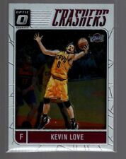 2016-17 Donruss Optic Crushers  #11  KEVIN LOVE  CAVALIERS