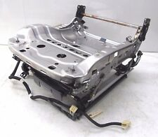 2001-2006 LEXUS LS430 OEM RIGHT FRONT PASSENGER SEAT TRACK FRAME W/ MOTORS WIRES