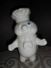 Pillsbury Doughboy Poppin' Fresh Ceramic Kitchen Tool Spoon Holder 1988