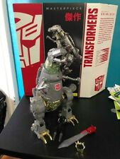 Transformers Masterpiece Grimlock and Prowl ToysRUs MINT