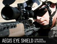 Shooting Glasses by Smith Mil Spec Surplus Ballistic Safety Eye Sunglasses