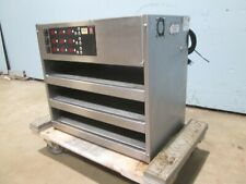 """""""Marshall Hb-333Bdny"""" H.D. Commercial (Nsf) Pass Thru 3 Tiers Hot Food Warmer"""