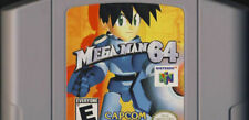 Mega Man 64 For 64 Bit - USA Version NTSC Card