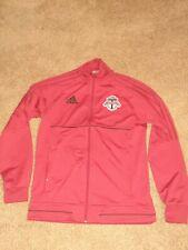 2016/17 Adidas Toronto FC Jacket Red Mens Medium