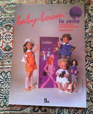 Livre Baby Boom, la suite : poupées françaises 1960-1979 Samy Odin
