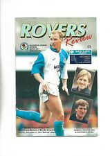 BLACKBURN ROVERS V DERBY COUNTY 21/12/1991 DIVISION 2  (6)