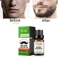 Men Beard Moustache Essential Oil Moisturizing Fast Growth Nourishing Oil