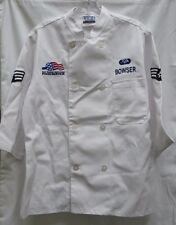 Us Air Force Services Food Service Newchef Brand Chef Coat X-Small Senior Airmen