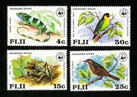 Fiji Stamps # 397-400 XF OG NH WWF