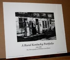 A Rural Kentucky Portfolio William Leon Davis Bullett County Ky Gas Station Auto