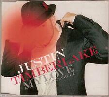"JUSTIN TIMBERLAKE - MAXI CD ""MY LOVE"""