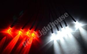 RC LED Light Set for the Axial Exo Terra Buggy AX90015 Light Bar AX80085  5W4R