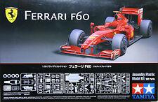 TAMIYA 1:20 KIT AUTO F1 FERRARI F60 CON FOTOINCISIONI 182 PARTI ART 20059