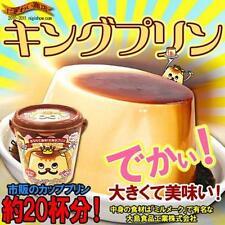 New King Pudding GIGA Pudding Make Kit Japan