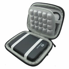 Carrying Case Storage Bag for My Passport Ultra Elements Hard Drive BalckBag R65