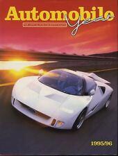 AUTOMOBILE YEAR n°43 1995-1996