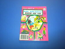 ARCHIE ANDREWS WHERE ARE YOU? COMICS DIGEST #10 Full Color 1979 Betty & Veronica