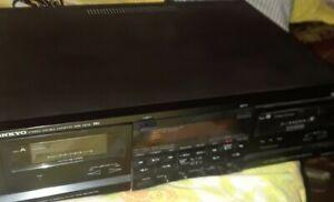 Onkyo TA-RW470 Stereo Double Cassette Tape Deck