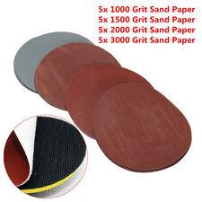 20 Stk granulométrie 1000/1500/2000/3000 Papier De Verre meulage KIT
