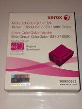 GENUINE Xerox Colorqube 8870/8880 Series MAGENTA