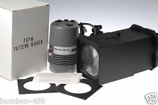 PHOTOGENIC STUDIOMAX PG 3001 ML 100W MONOLIGHT WITH PHOTOGENIC PATTERN MAKER.