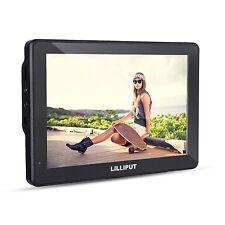 "Lilliput 7"" MoPro7 HDMI & AV X-Sports Camera Monitor for DSLR GoPro Hero 3+ 4"