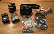 Canon Powershot G12 Digital Camera 10.0 Mp w/ Accessories & 32Gb Card, Tested