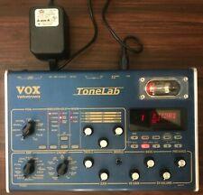 VOXToneLab  Valvetronix Mult-effects w/- Power Supply
