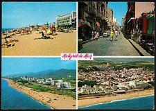 AD2772 Spain - Malgrat de Mar - Views