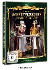 DVD * SCHNEEWEIßCHEN UND ROSENROT - DEFA MÄRCHEN # NEU OVP -