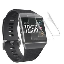 2 X Invisible Front Screen Protector Military Shield for Fitbit Ionic