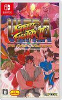 Nintendo Switch ULTRA STREET FIGHTER II The Final Challengers Japan F/S