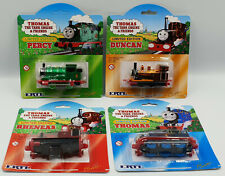 THOMAS THE TANK ENGINE : PERCY, THOMAS, RHENEAS, DUNCAN LIMITED EDITIONS (DRMP)