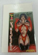 Vengeance of Vampirella Wizard Mini-Comic #5 Signed Conner & Palmiotti COA