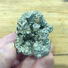 Pyrite Crystal 5cm natural shape and unpolished