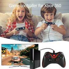 USB Wired Game Controller Gamepad for Microsoft Xbox 360 Slim PC Windows Laptop
