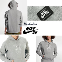 SZ LARGE SOLD OUT 🆕🏂🔥 Nike SB Rooster Icon Court Men's Pullover Hoodie Gray