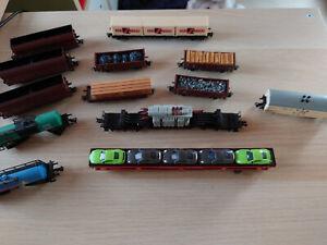 modelleisenbahn spur tt güterwagen