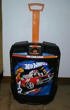 Hot Wheels 100 Car Case Holder w/ Pullout Handle & Wheels * Great Condition!